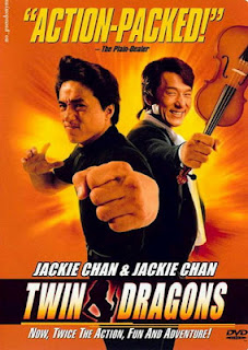 Dragones Gemelos / Twin Dragons Poster