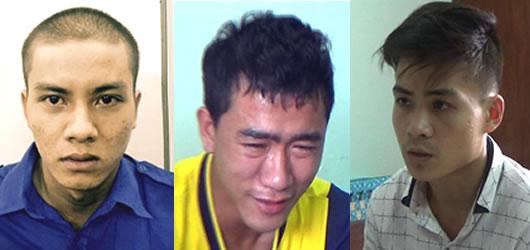 Sinh viên lập băng cướp giật