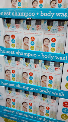 The Honest Company Baby Shampoo and Body Wash