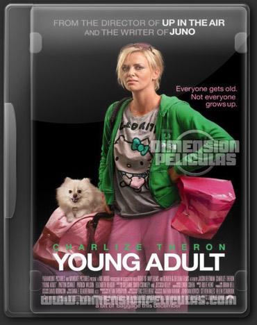 Young Adult (BRRip Español Latino) (2012)