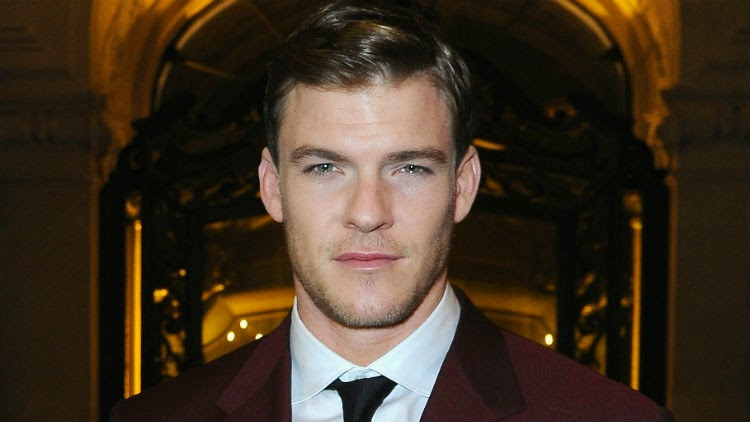 New Girl - Season 4 - Alan Ritchson to Guest