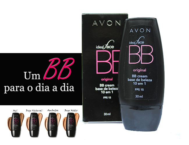 Resenha BB Cream Ideal Faces da Avon