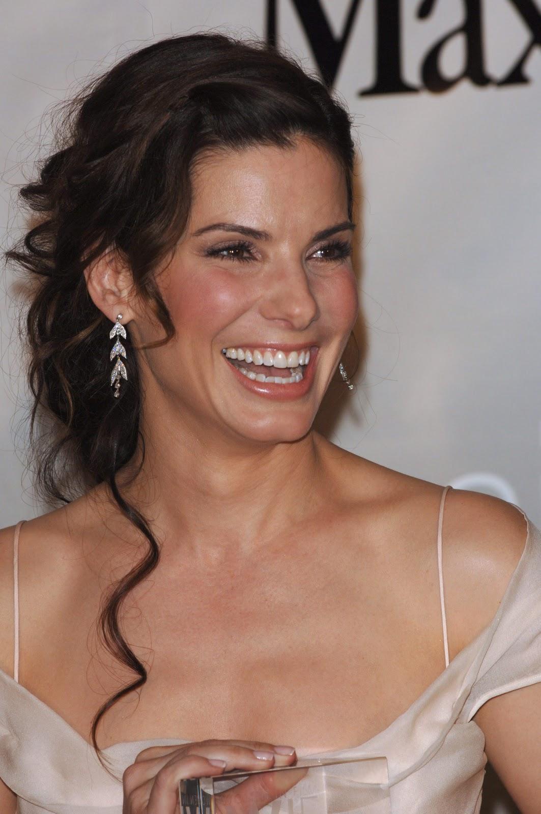 Sandra Bullock Hairstyles