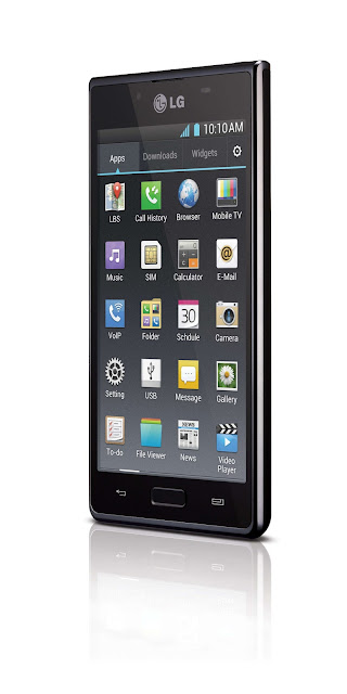 LG OPTIMUS L7 Android Smartphone New Images, Features Photos and Pictures 7