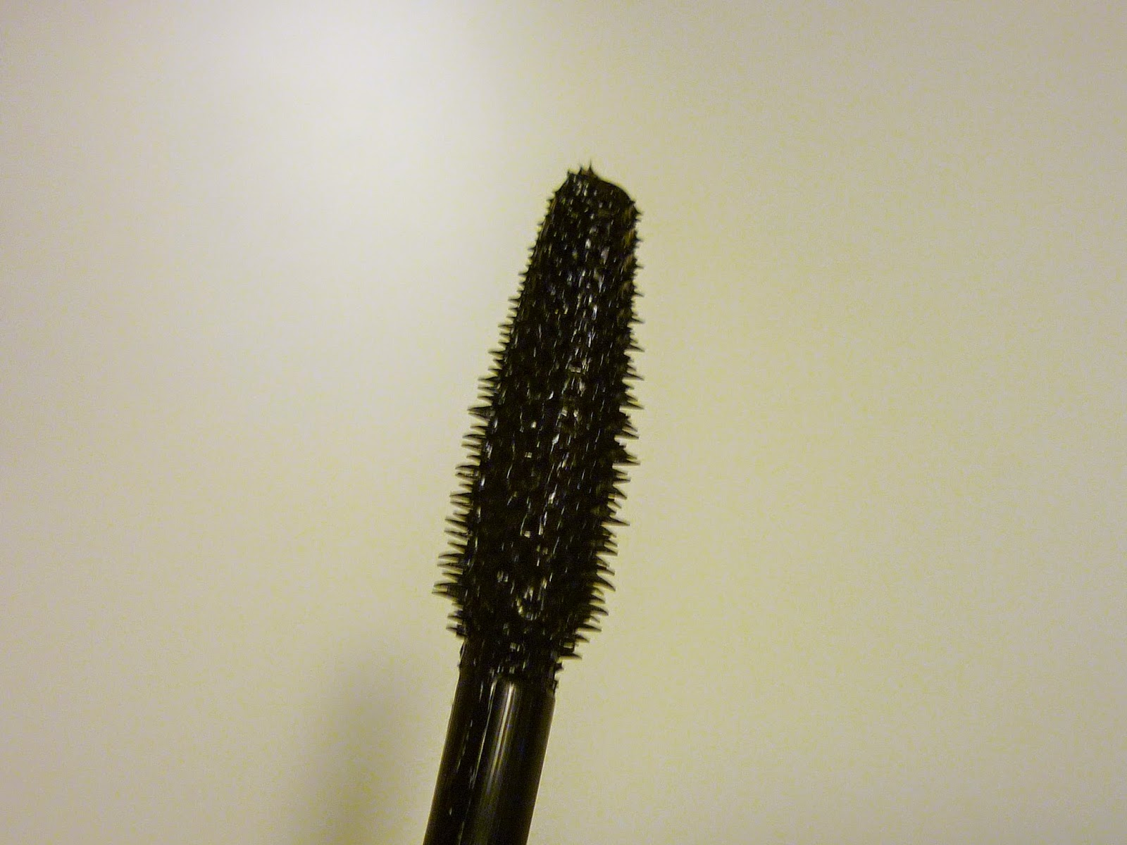 brosse du mascara so couture so black million de cil de L'Oreal
