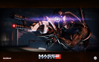 Mass Effect 2 Sniper Wallpaper