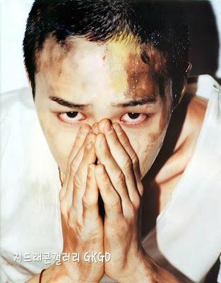 Big Bang News Gragon+singles+magazine+barefoot+campaign+2