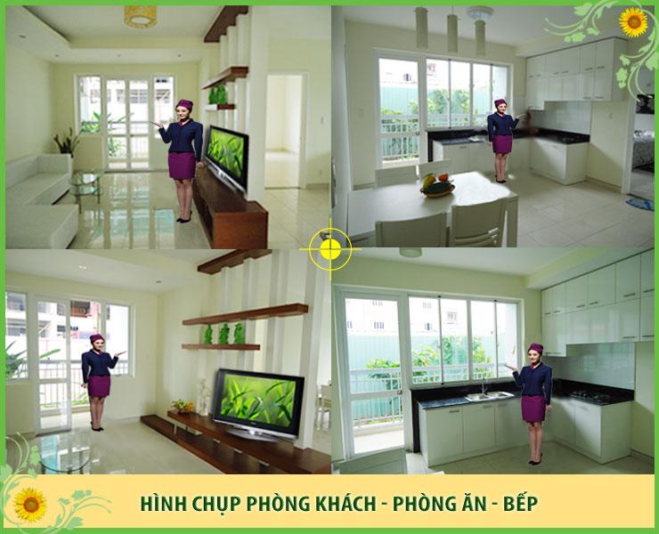 Bán căn hộ Tân Hương tower
