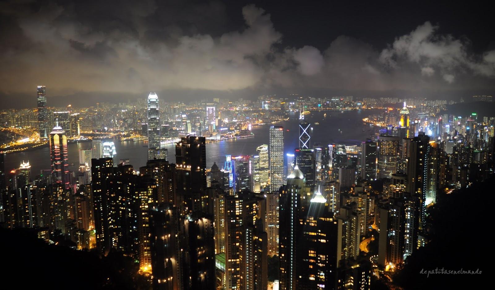 El Peak de Hong Kong