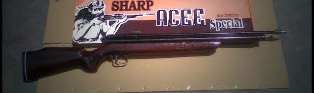 Senapan Angin Sharp Ace Hunter Senapan Angin Sharp Ace