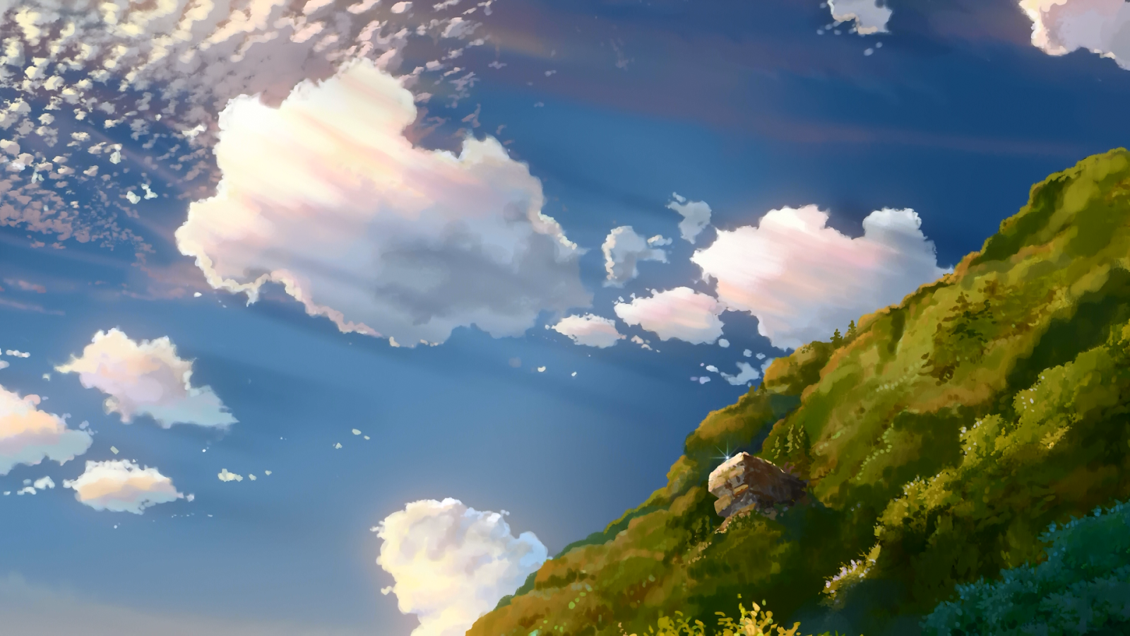 Sky (Anime Background)