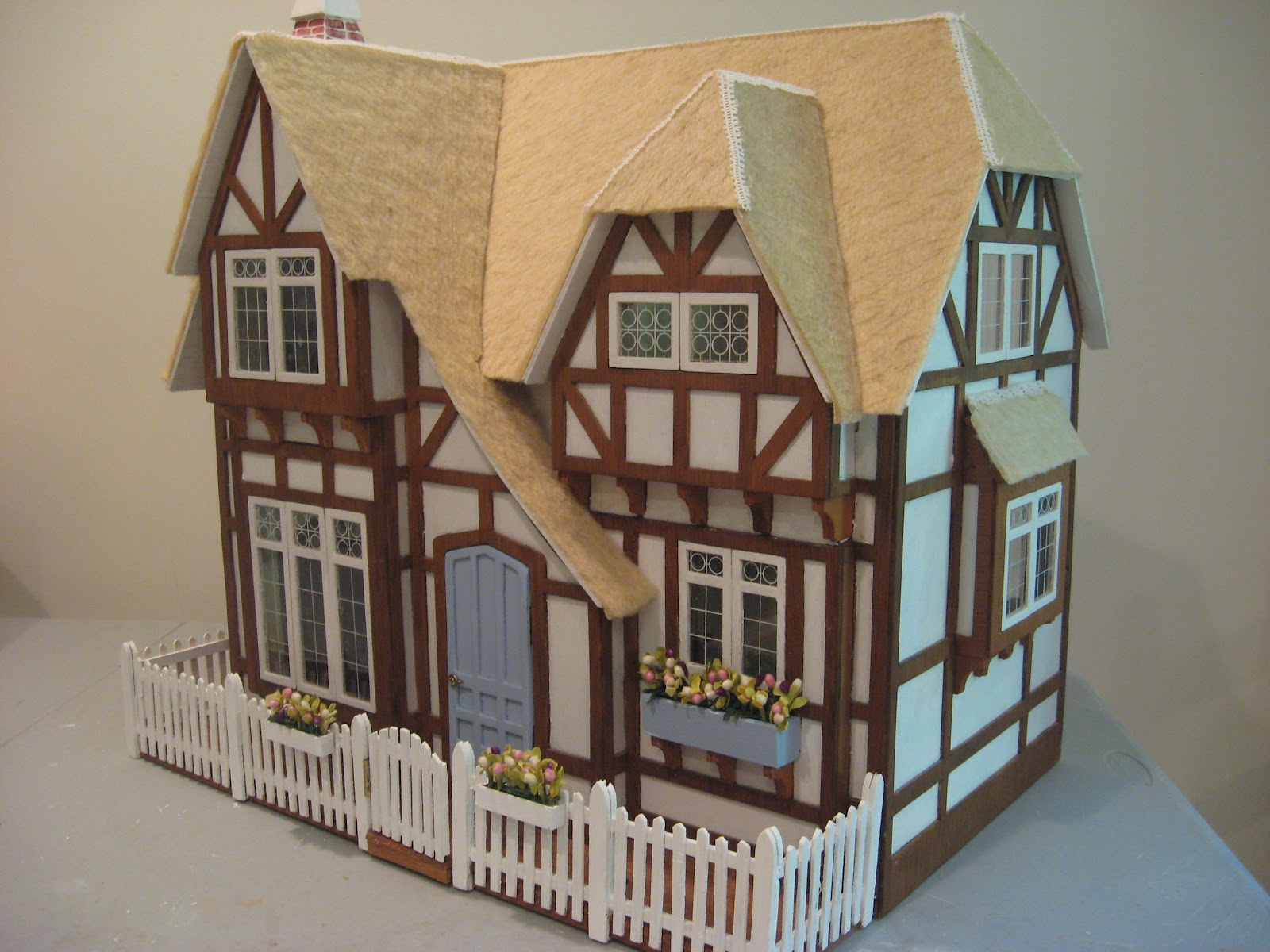 Little Darlings Dollhouses Completed Finished And On