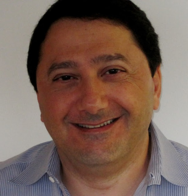 photo of Akram Atallah, ICANN Global Domains Division President