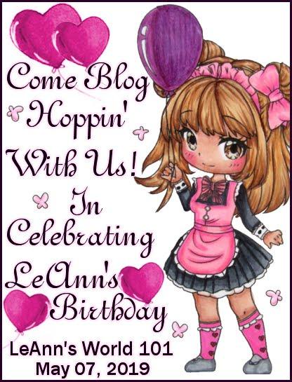 LW101 Blog Hop