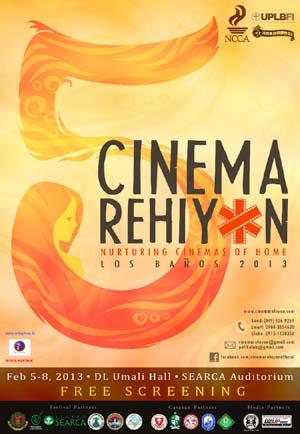 CINEMA REHIYON 2013