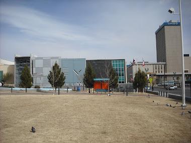Library in El Paso