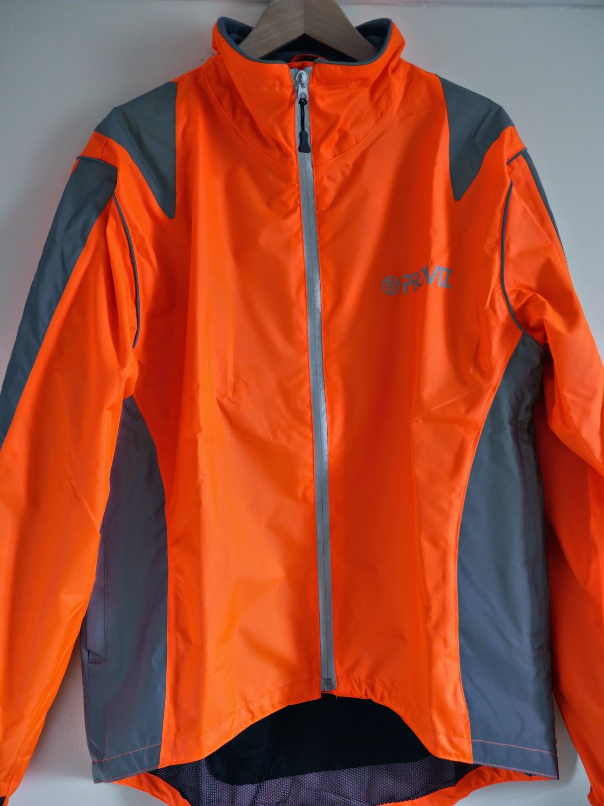 My Orange Brompton: The Best Waterproof Cycling Jacket - EVER!?
