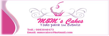 M&M´s Cakes