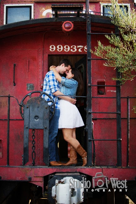 engagement portraits by studio101west