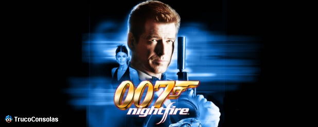 Trucos 007 Nightfire - PS2