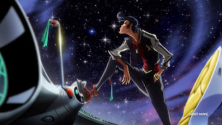 Space Dandy - He's a dandy in space