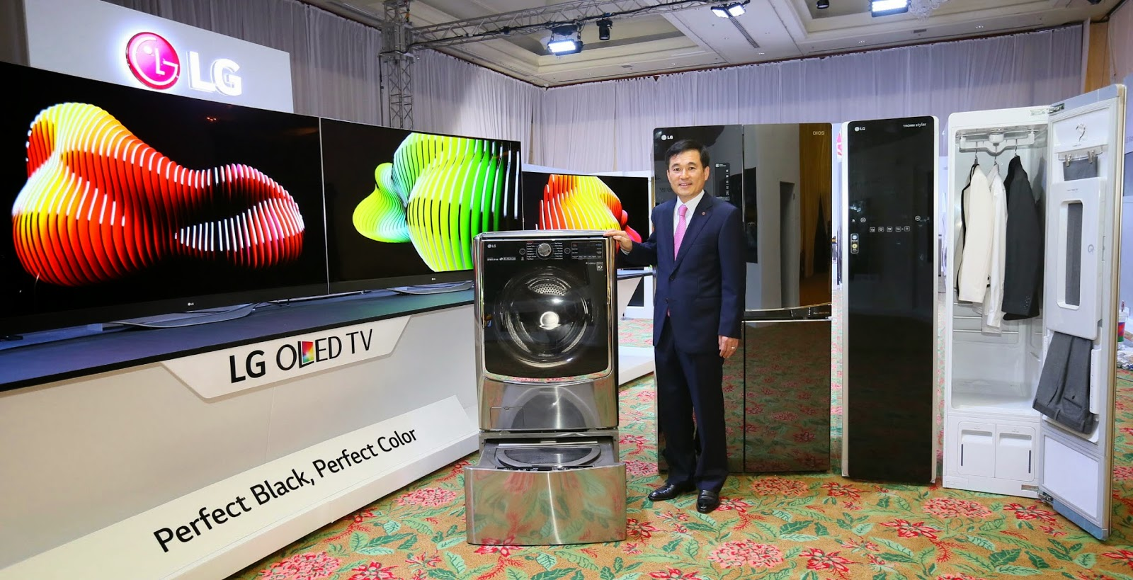 LG Innovation Festival Roadshow