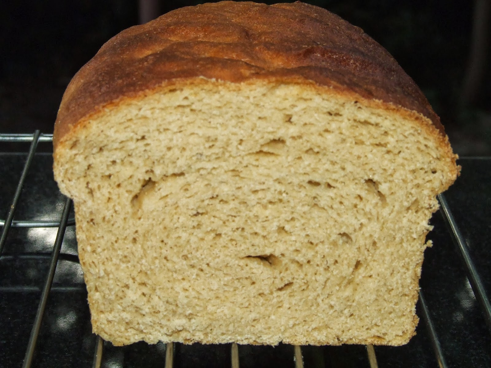 ... flavor of honey and hence, the name 100% Whole Wheat and Honey Bread