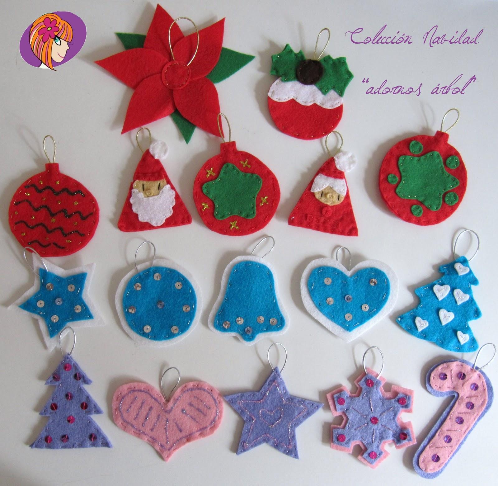 Todo tramadora colecci n navidad adornos rbol - Adornos de navidad hechos a mano por ninos ...