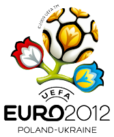 UEFA Euro 2012 logo vector - Free download.