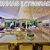 Cozinhas integradas - veja 25 modelos maravilhosos e dicas de como decorar!