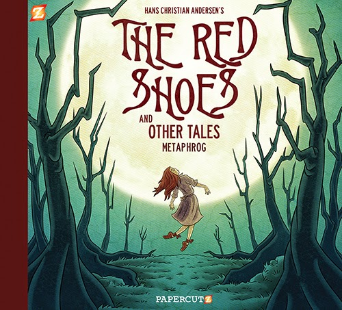 The Red Shoes cover and trailer!