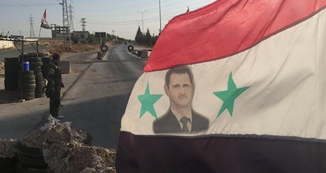 """Rússia está apoiando o """"Exército Livre da Síria"""""""