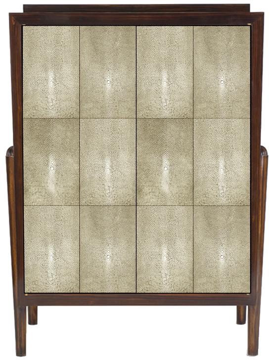 Top To Bottom: SKATEMODERNEu0027s Grace Desk, 2 Door Cabinet And 2 Door Bar  Cabinet