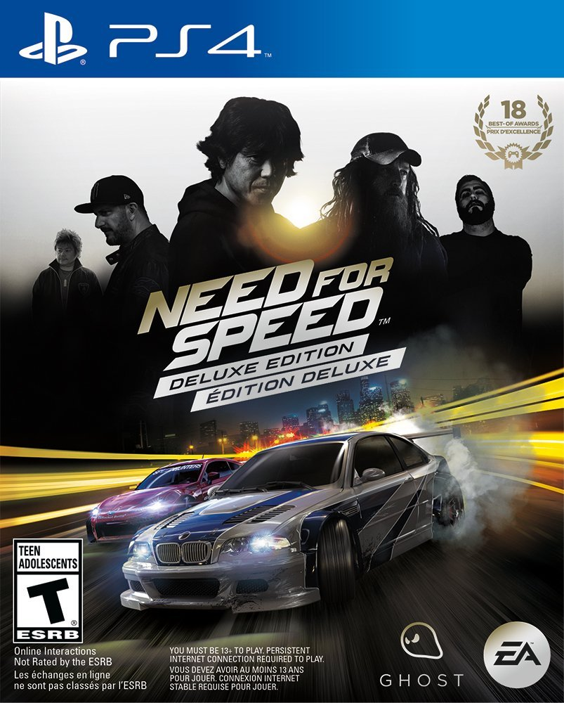 New Games: NEED FOR SPEED (PS4, PC, Xbox One) | The ...