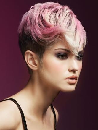 short scene hairstyles 2013
