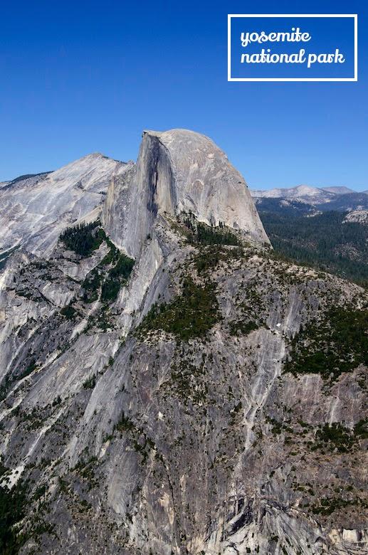 Yosemite National Park California Half Dome