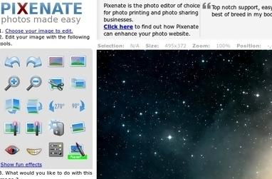 image editor pixenate