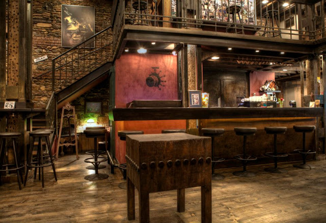 Rover Bar Θεσσαλονίκης