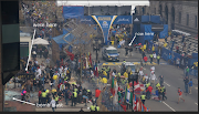 . JUSTICE re the murder by bombing of Boston Marathon bombing victims.