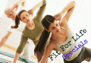 Click here for Fit-4-Life Classes and Specials!