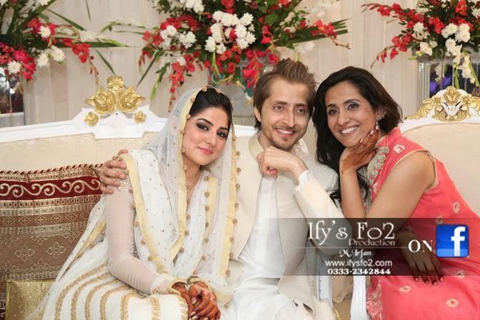 Sanam balosh wedding