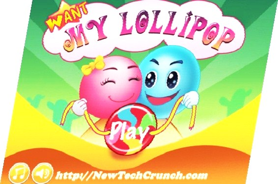 New wantlollipop iphone ipad game 2012
