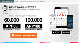 Download Aplikasi Lazada