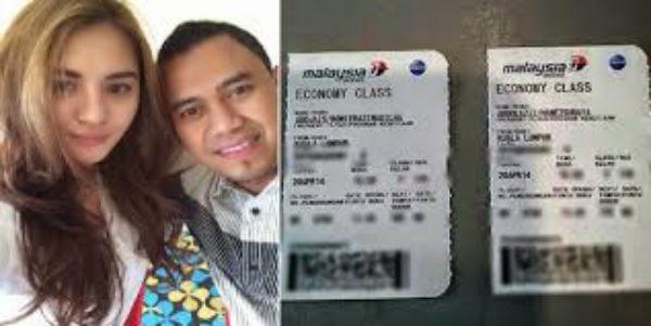 Hanez Suraya & Kekasih Saman MAS