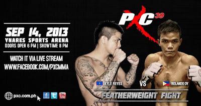 pxc-39-Kyle Reyes vs Rolando Dy
