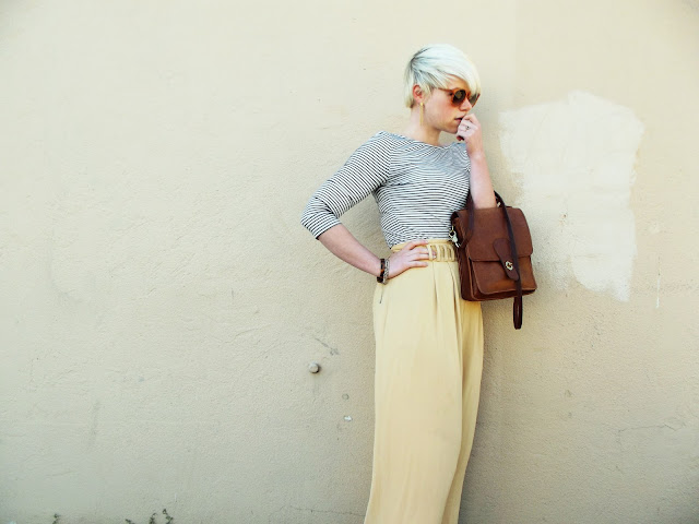 seattle street style, fleur d'elise, in style, fno, fashion, blonde, pixie cut