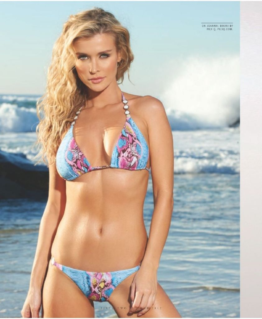 Have hit Joanna cameron bikini message