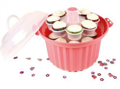 Disposable Cupcake Carriers