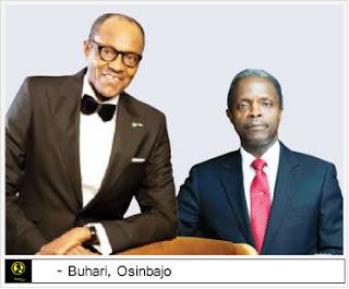 Buhari, Osinbajo after 100 days in office Nigerians assess