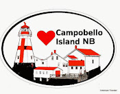Campobello Bumper Sticker